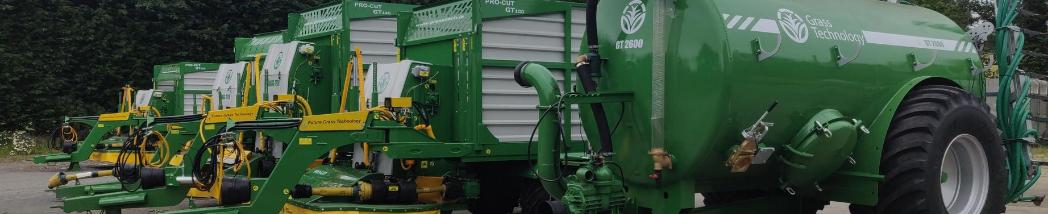 Grass Technology zero grazers and slurry tank