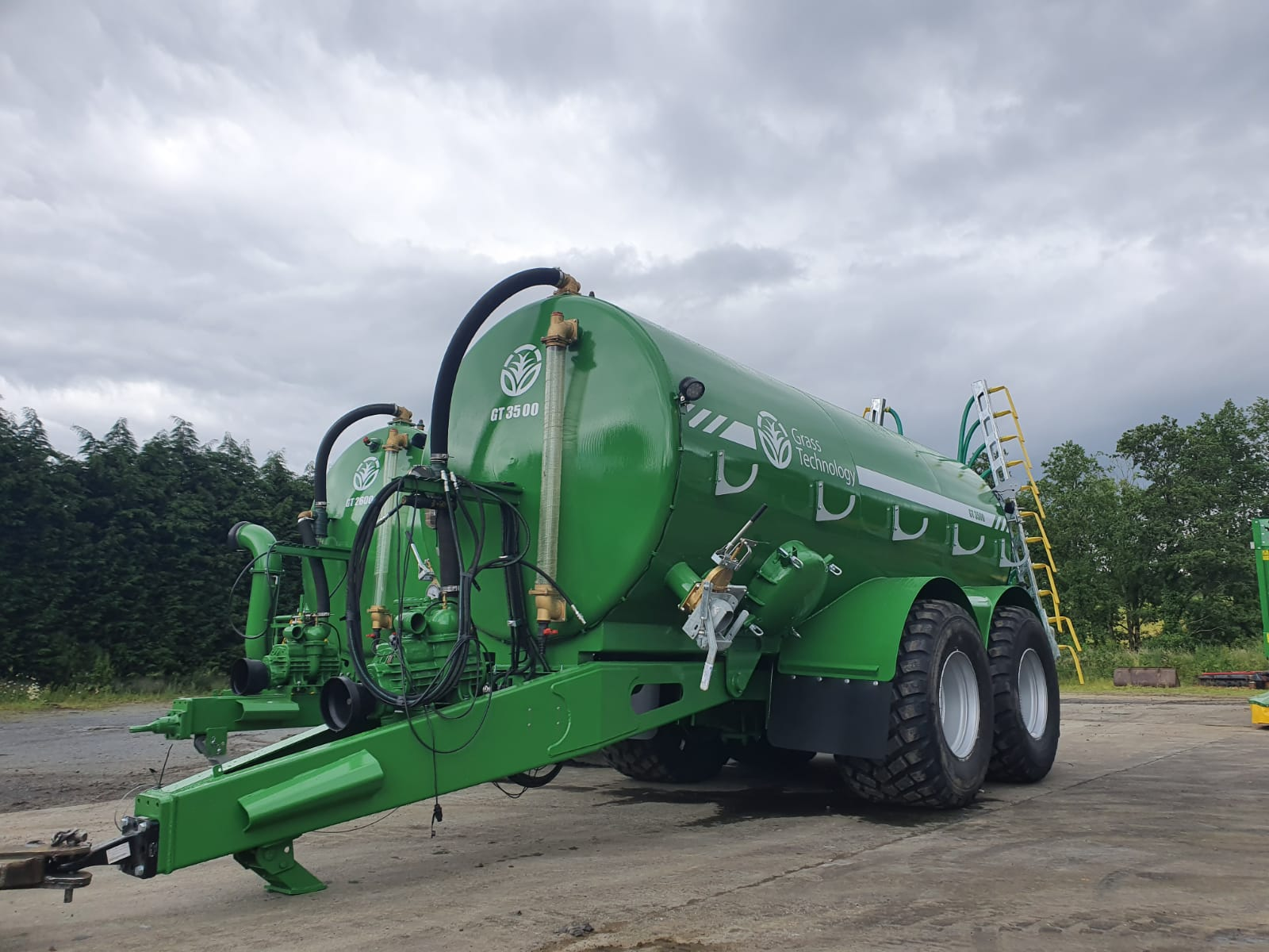 Grass Technology Slurry Tank Range